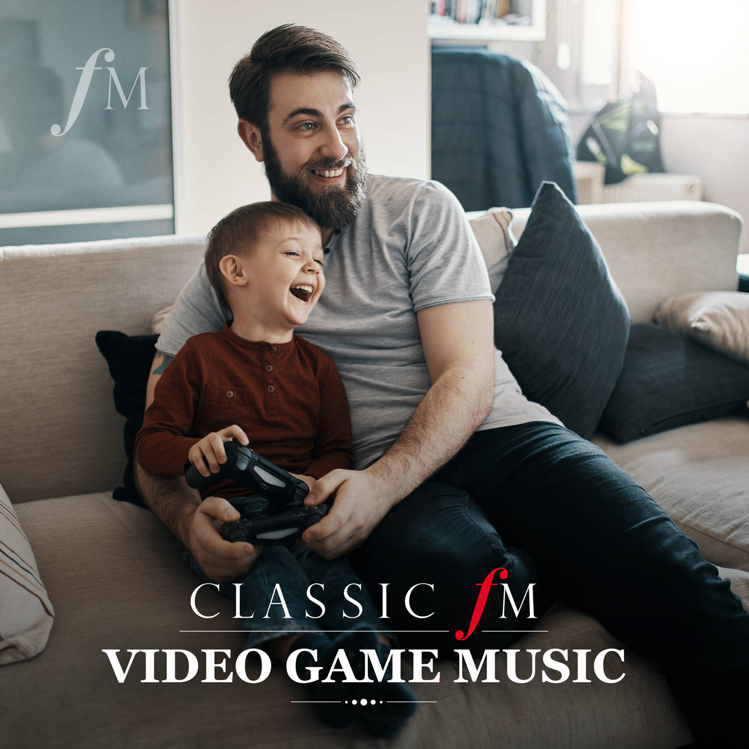 Classic FM Video Game Music image