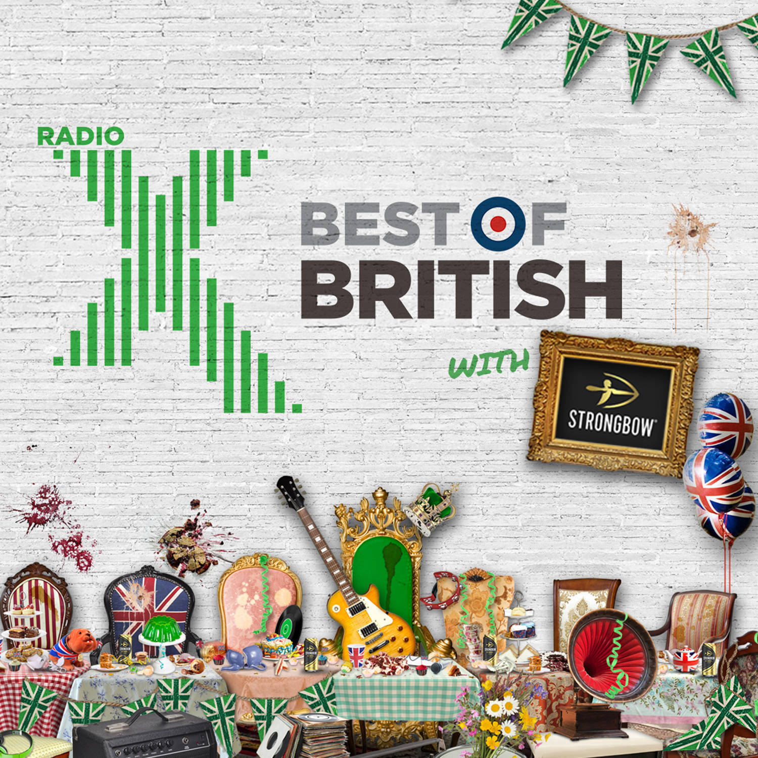 Radio X Best of British 2020 image