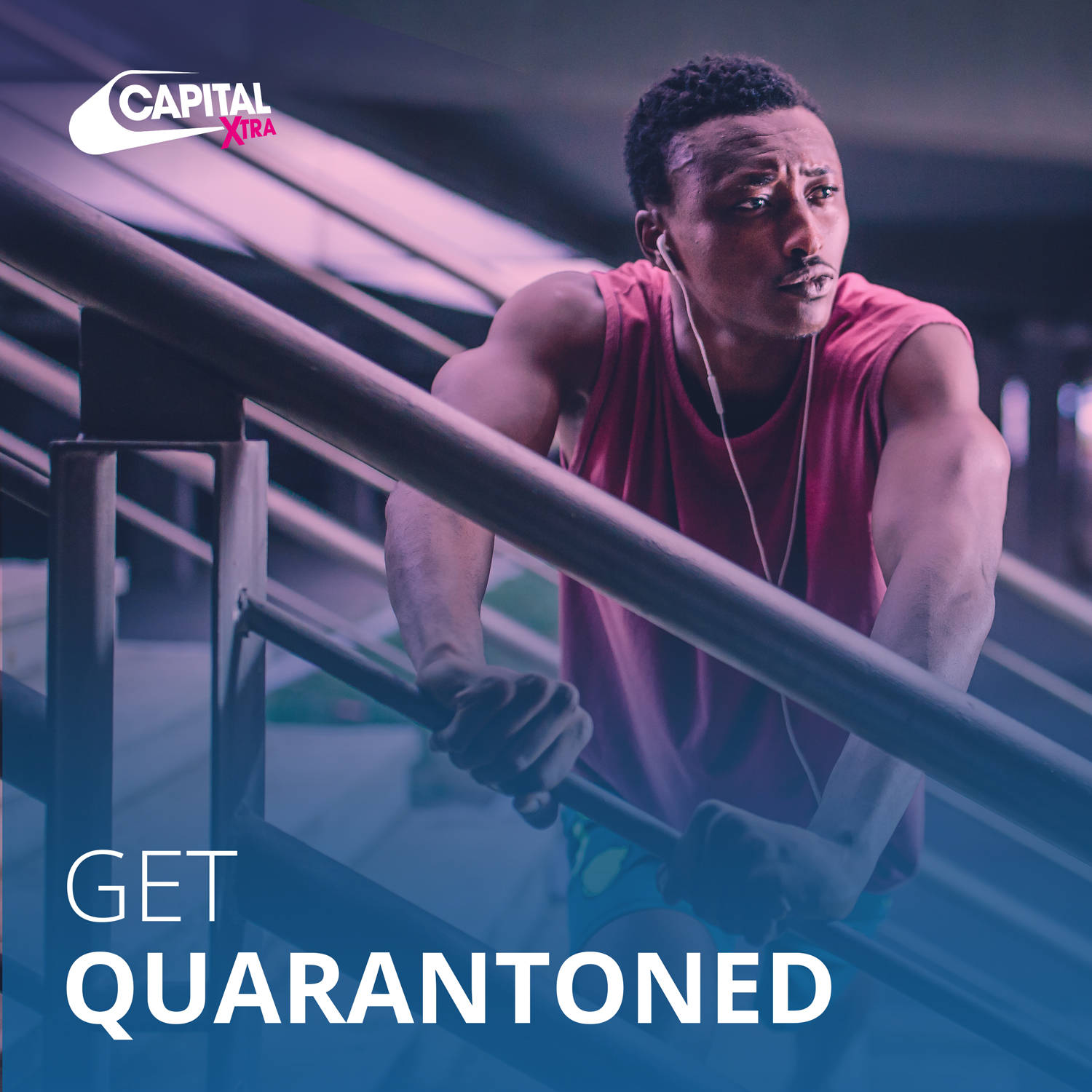 Capital XTRA Workout image