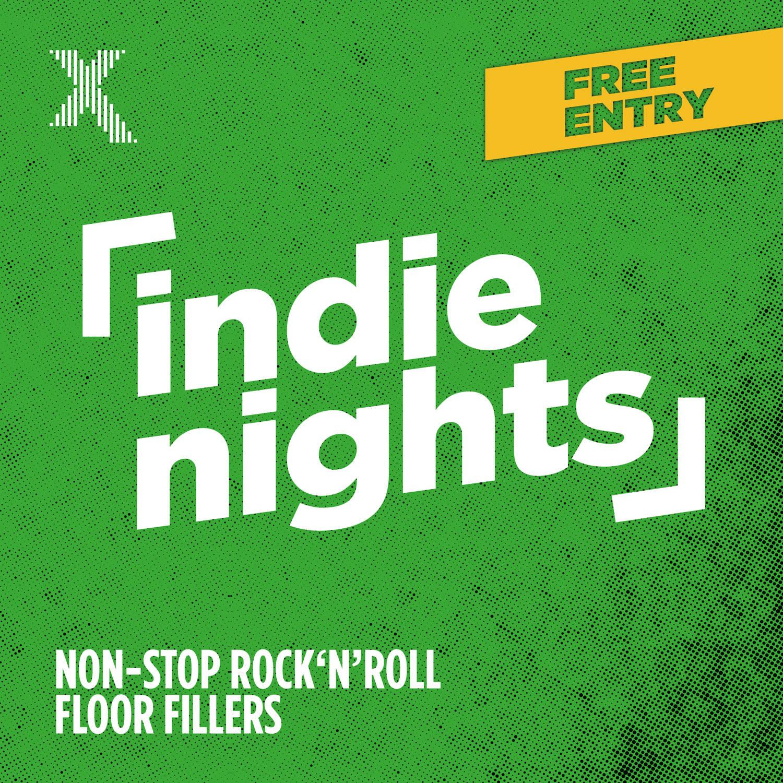 Radio X Indie Nights image