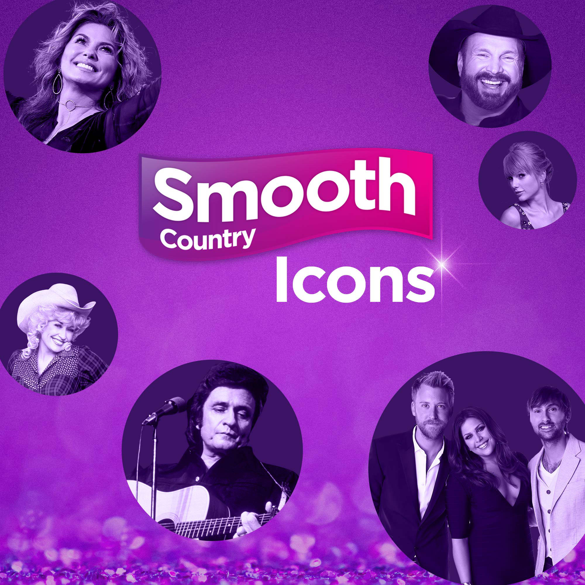 Smooth Country Icons image