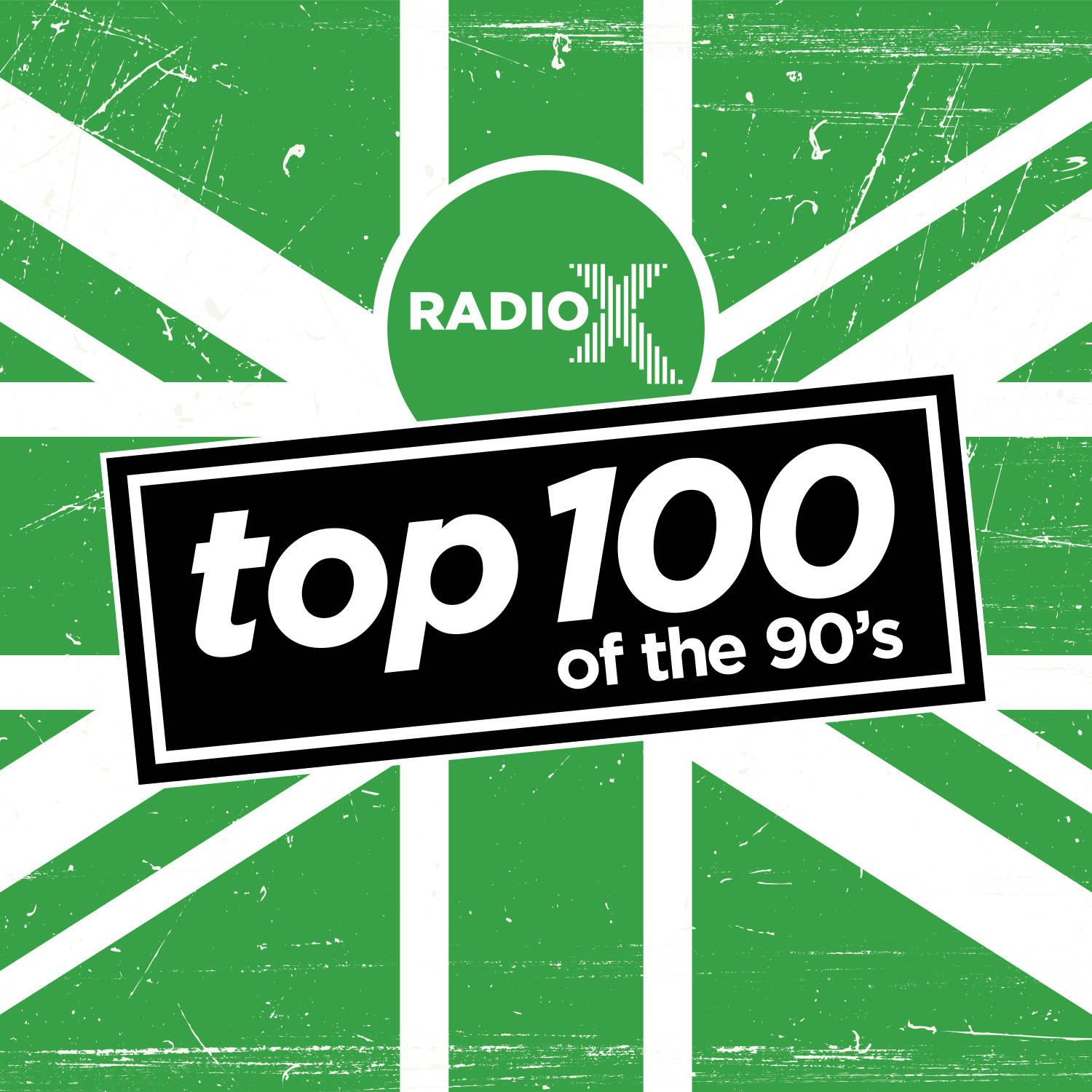 Radio X Top 100 of The 90s image