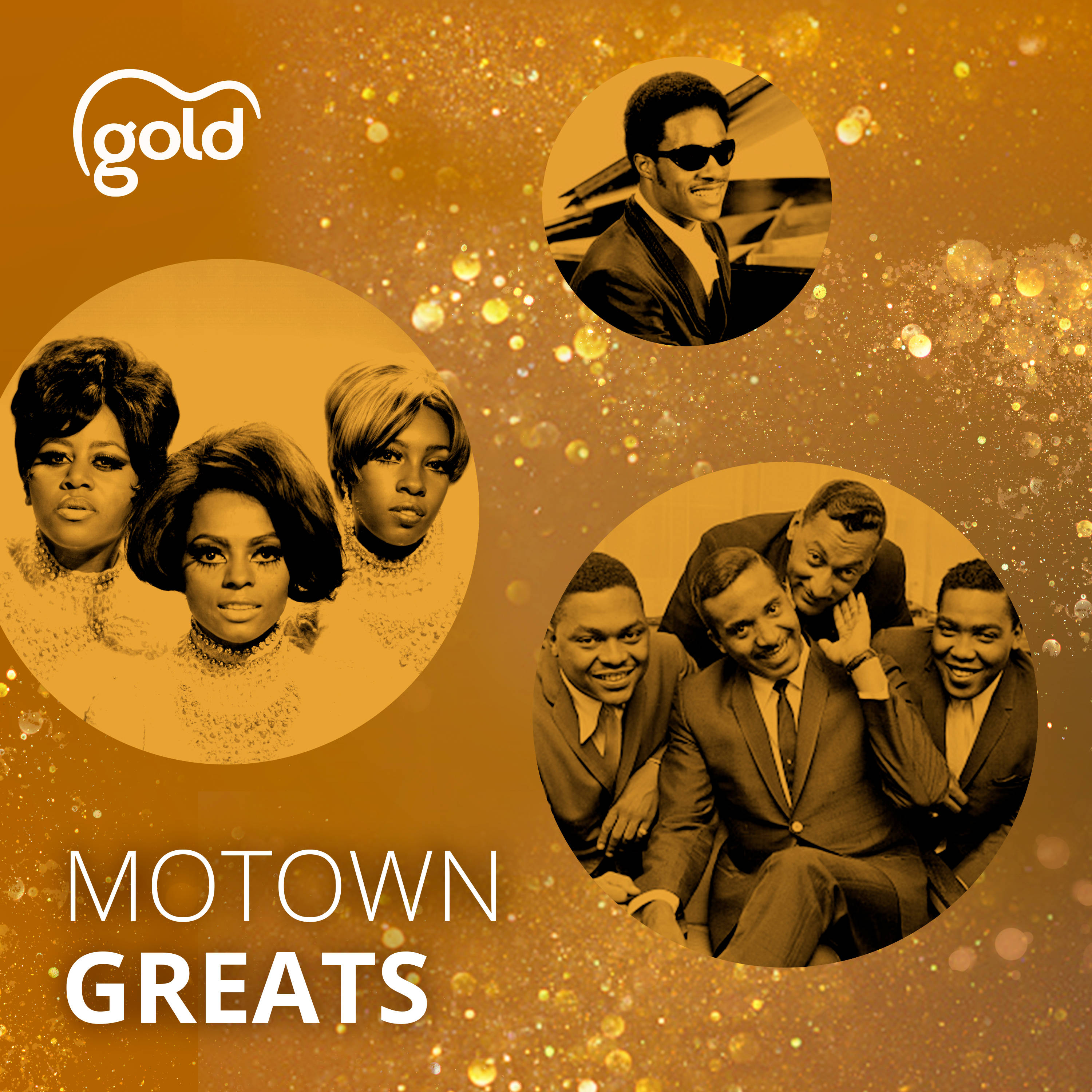 Gold's Motown Greats image