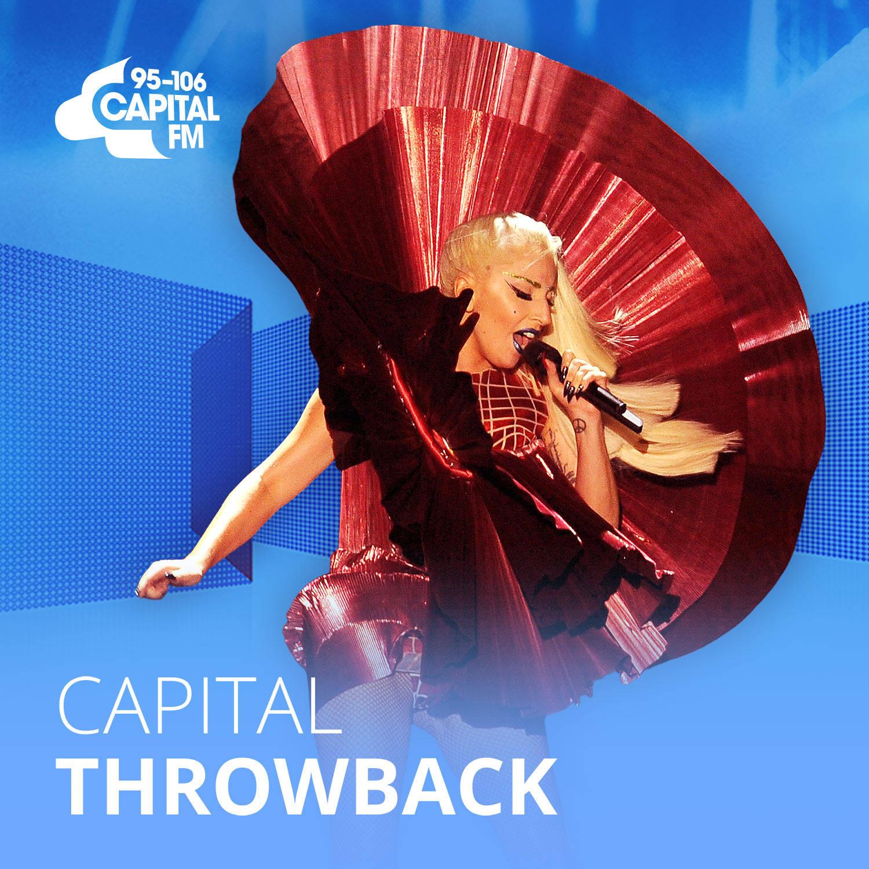 Capital Throwback image