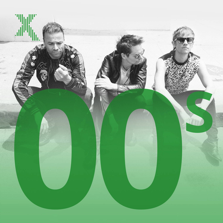 Radio X 00s image