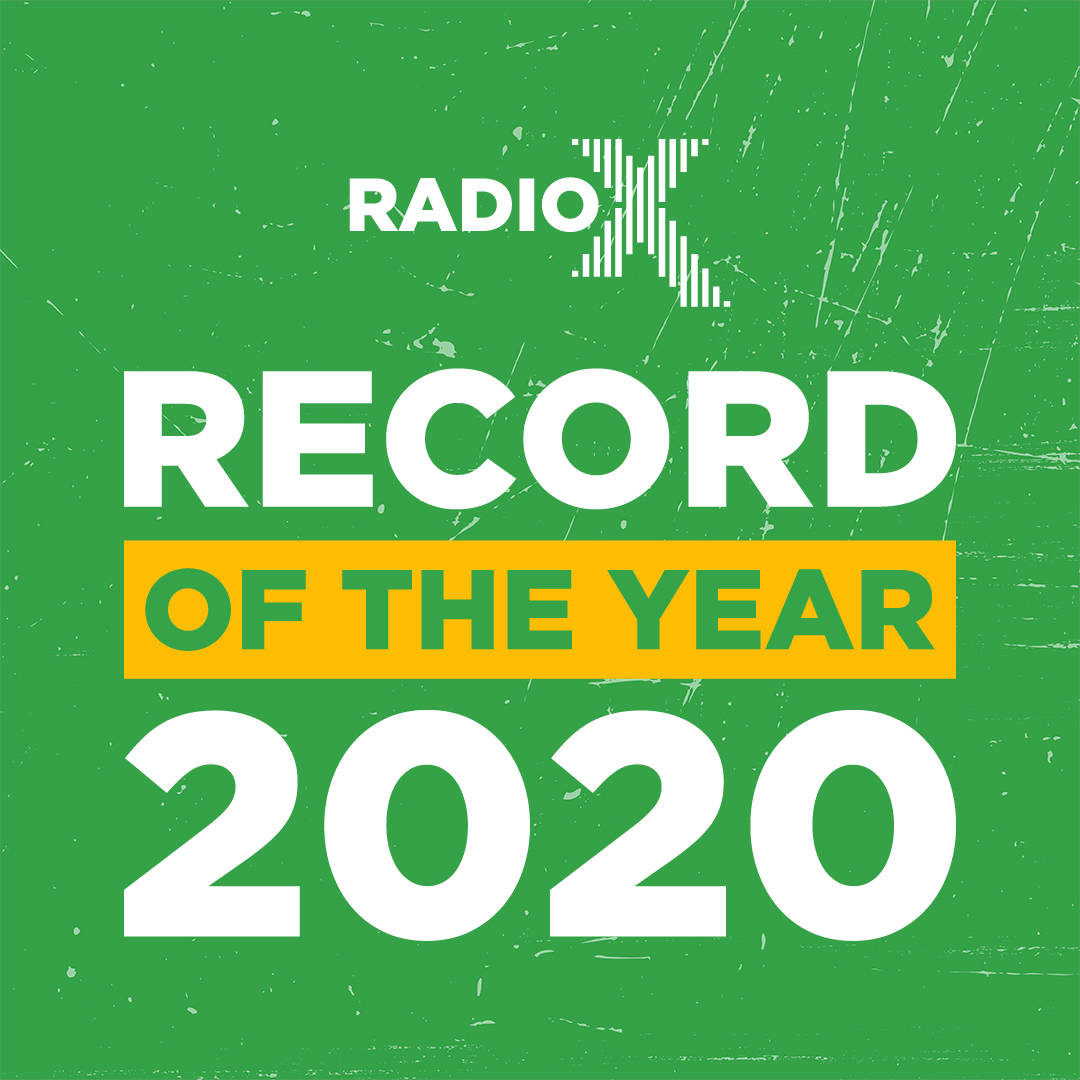 Radio X Record of the Year 2020 image