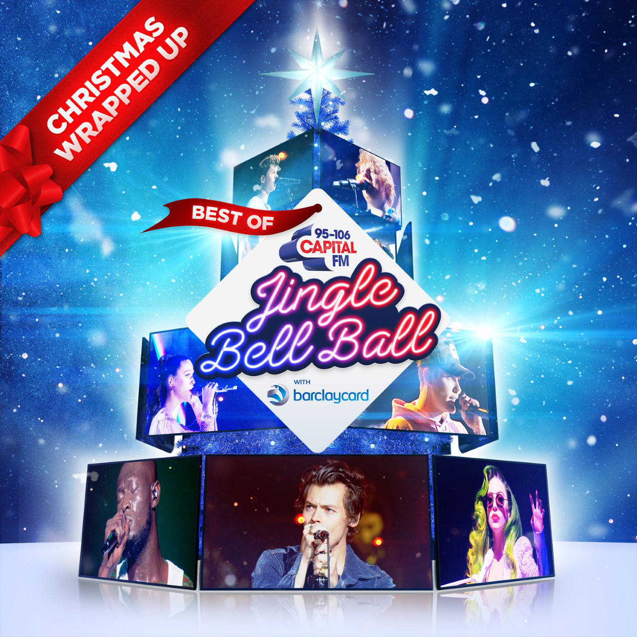 Capital's Best of the Jingle Bell Ball image