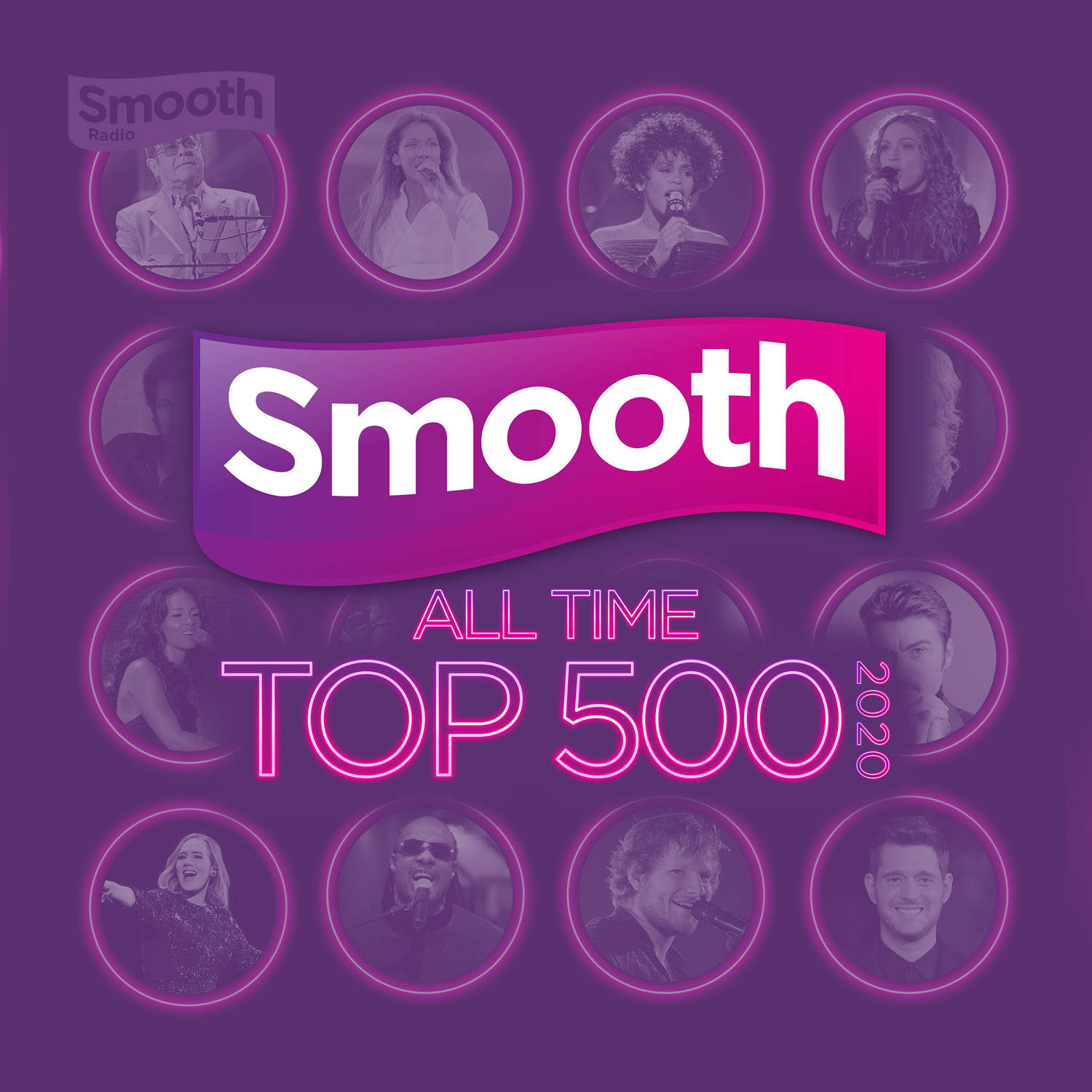 Smooth All Time Top 500 image