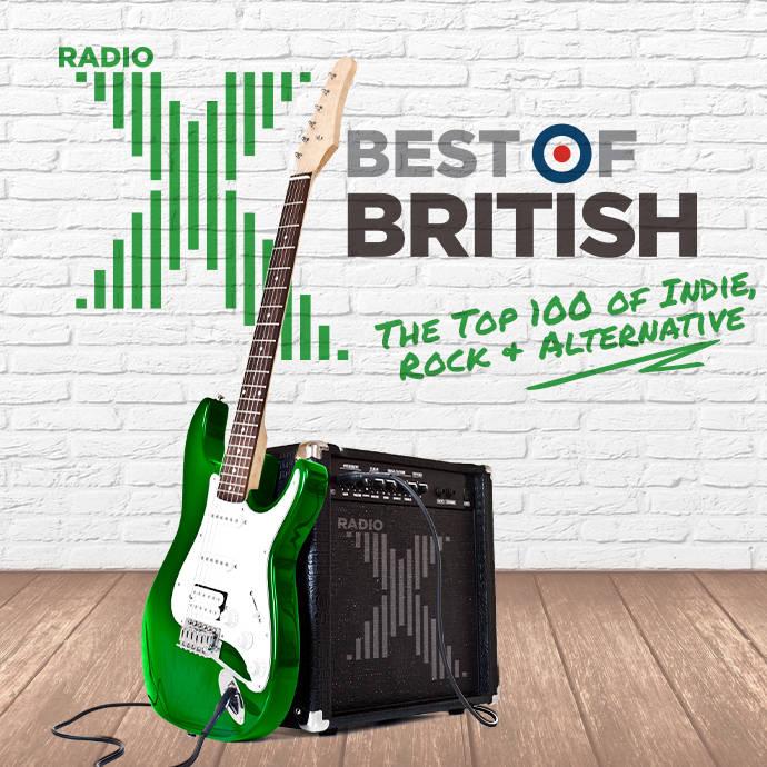 Radio X Best of British 2021 image