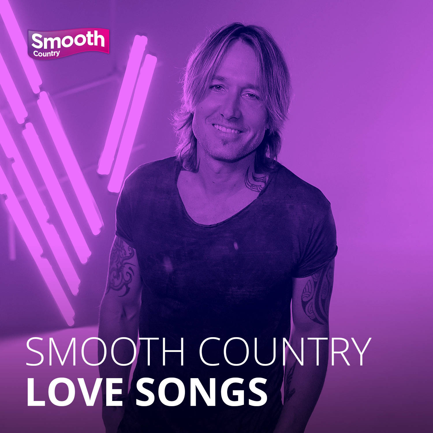 Smooth Country Love Songs image