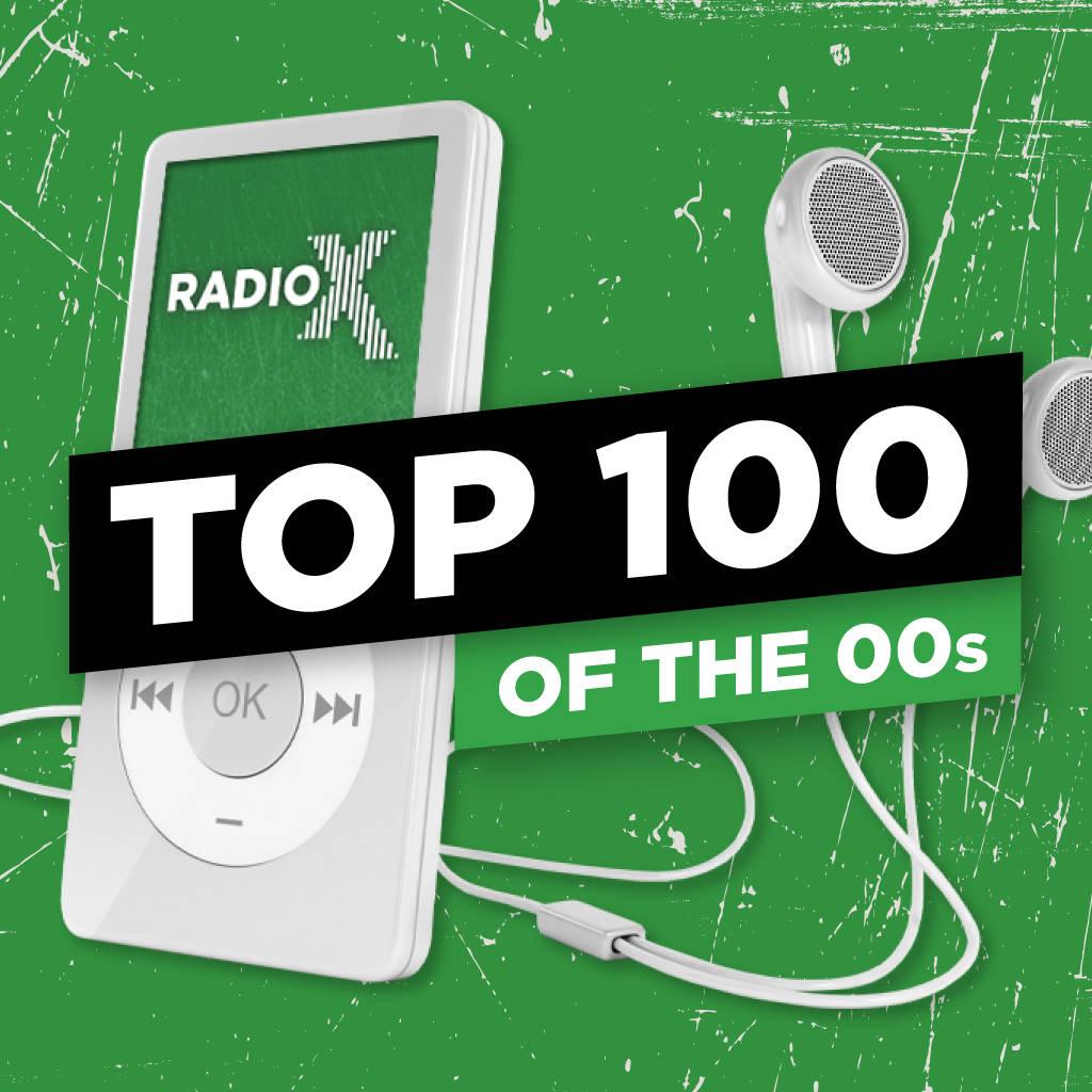 Radio X Top 100 of the 00s image