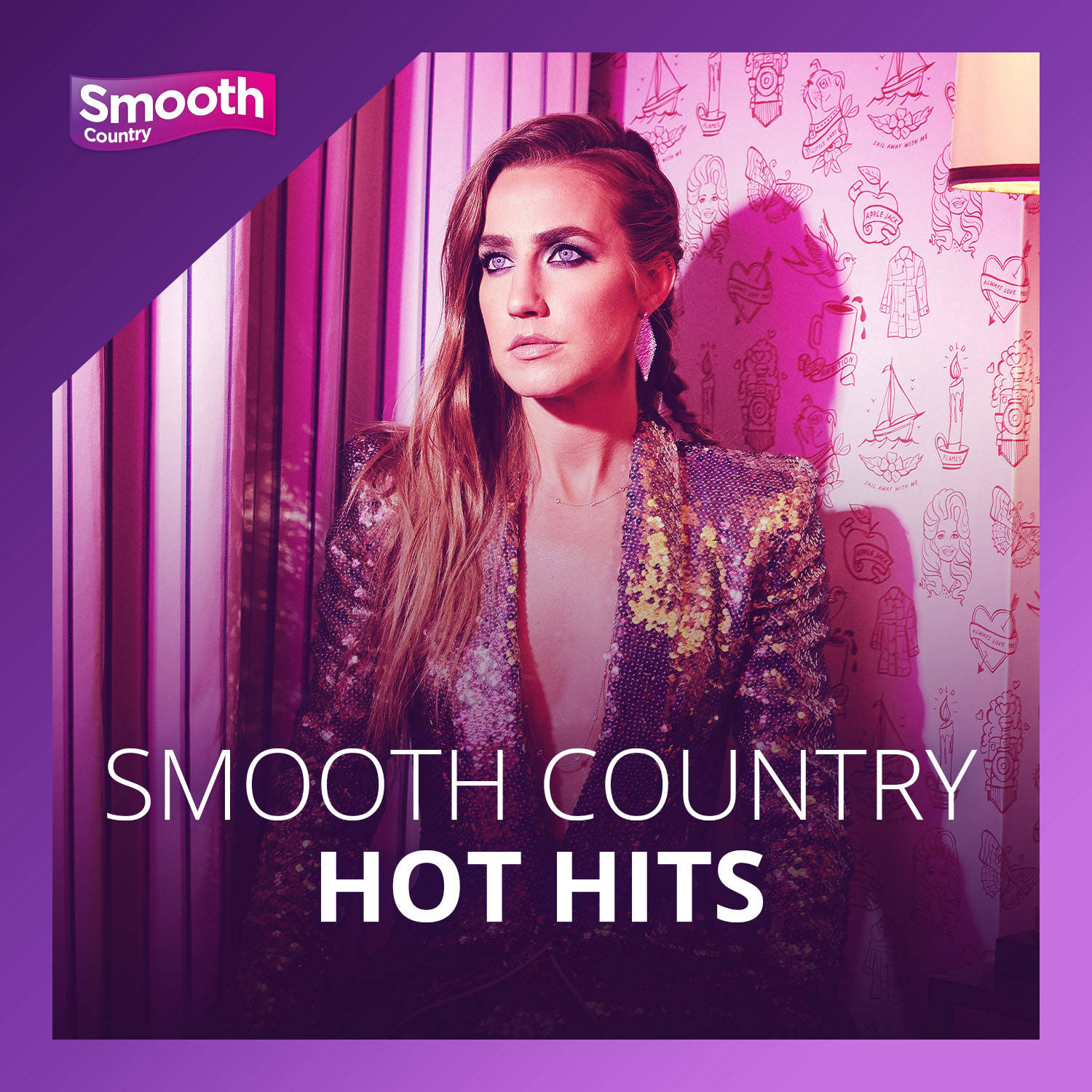 Smooth Country Hot Hits image