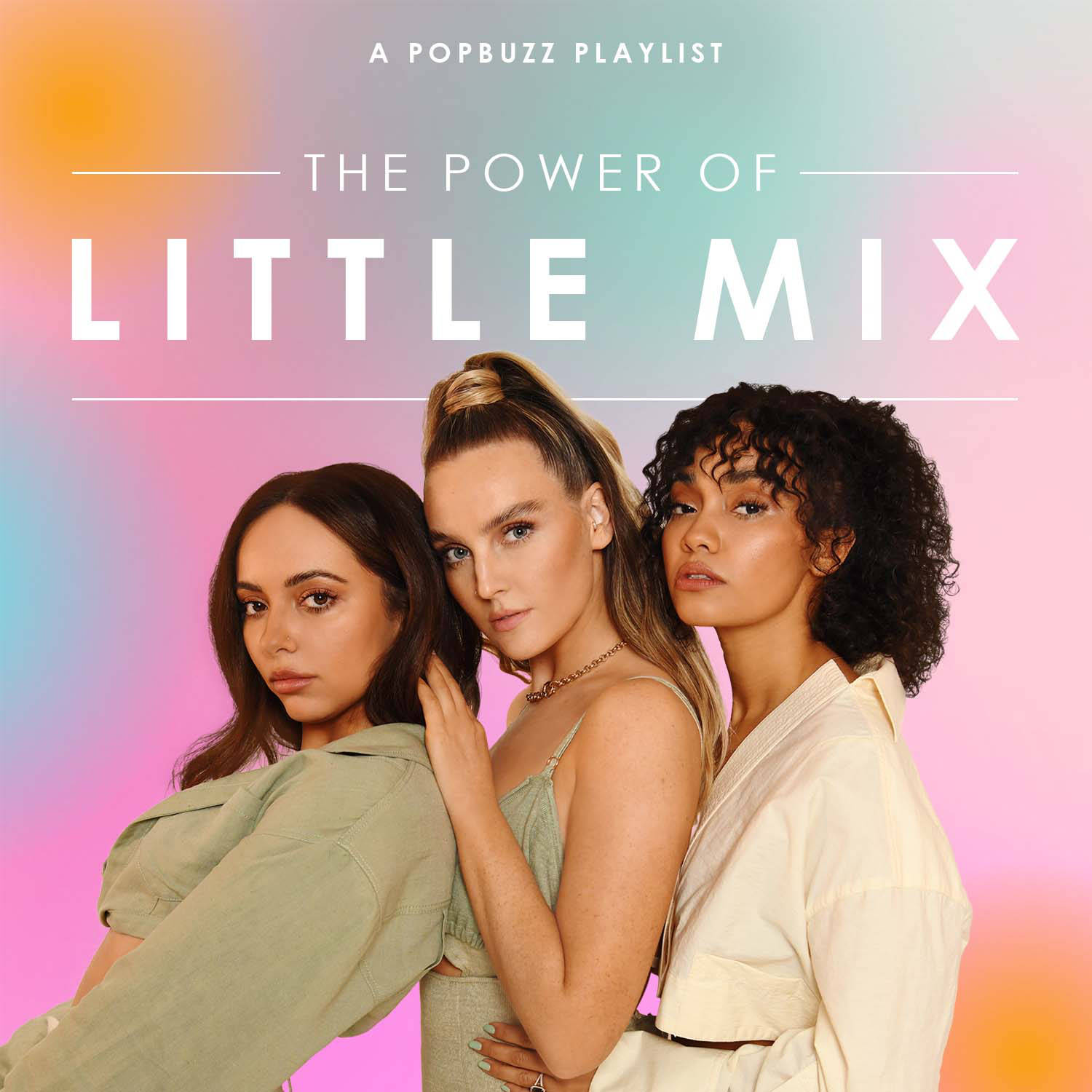 The Power Of Little Mix image